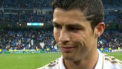 """Cristiano: """"El Bayern es muy complicado"""""""