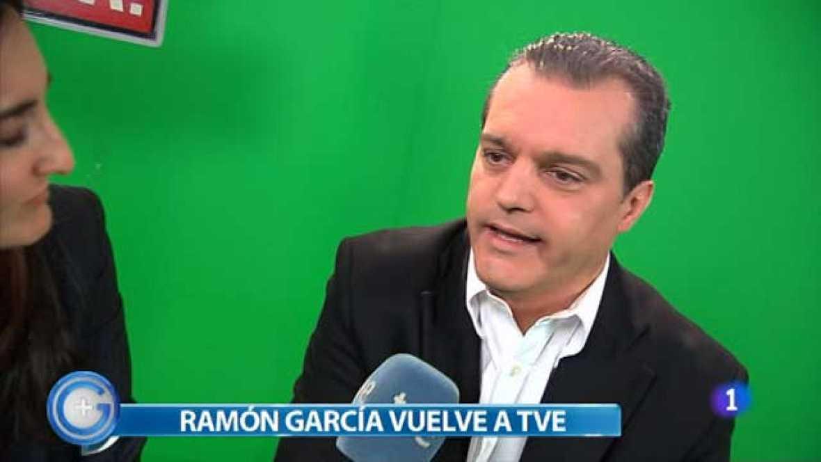 Más Gente - Ramón García presentará '¿Conoces España? en La 1