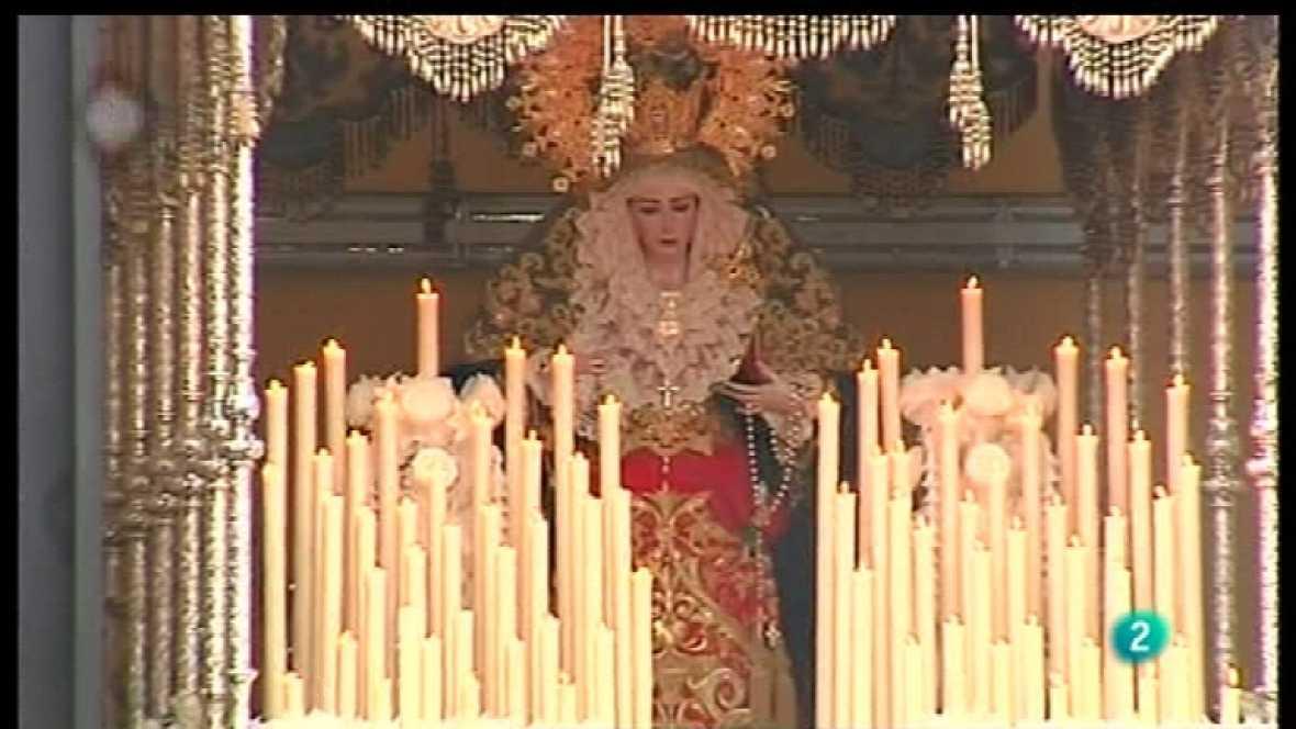 Procesión de Semana Santa desde Granada - 05/04/12 - Ver ahora