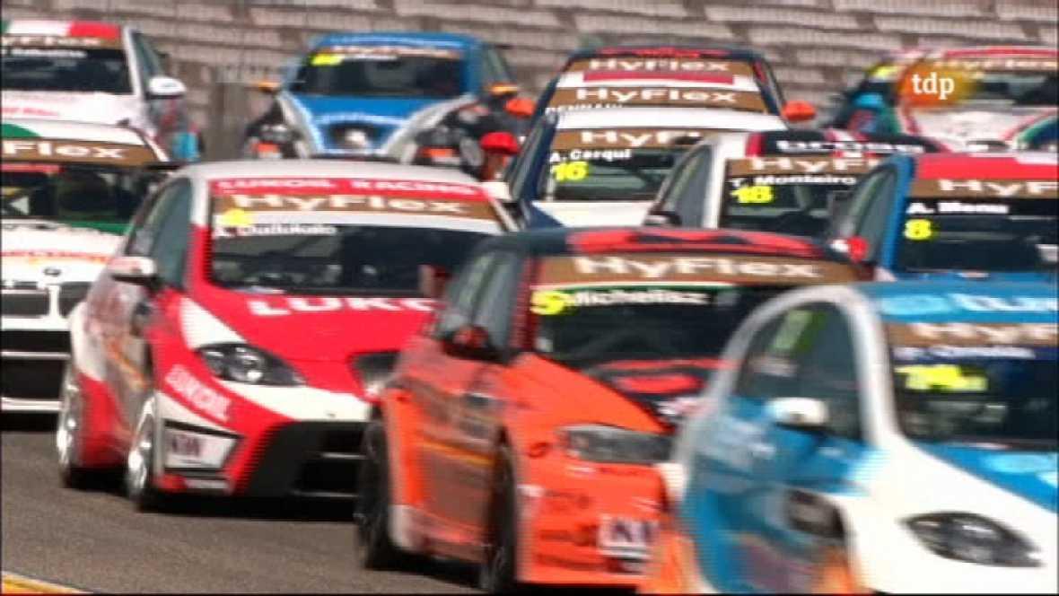 Automovilismo - Campeonato del Mundo - Resumen 2ª prueba (Valencia) - Ver ahora