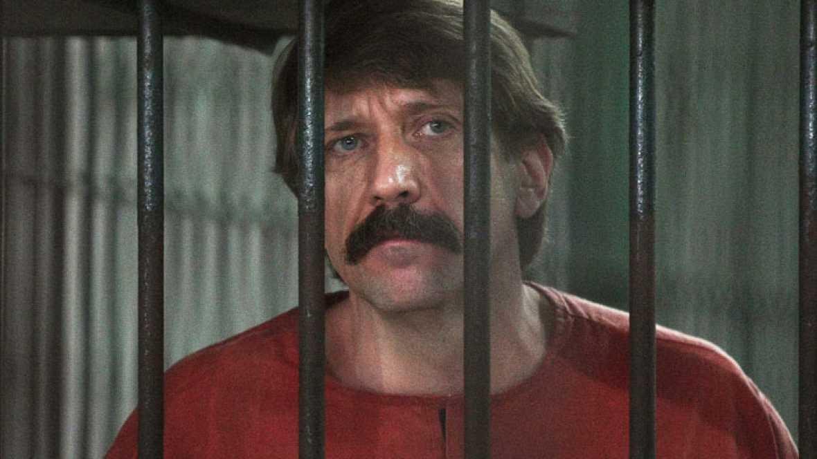"""25 años de prisión por tráfico de armas para  el """"Mercader de la Muerte"""", Viktor Bout"""