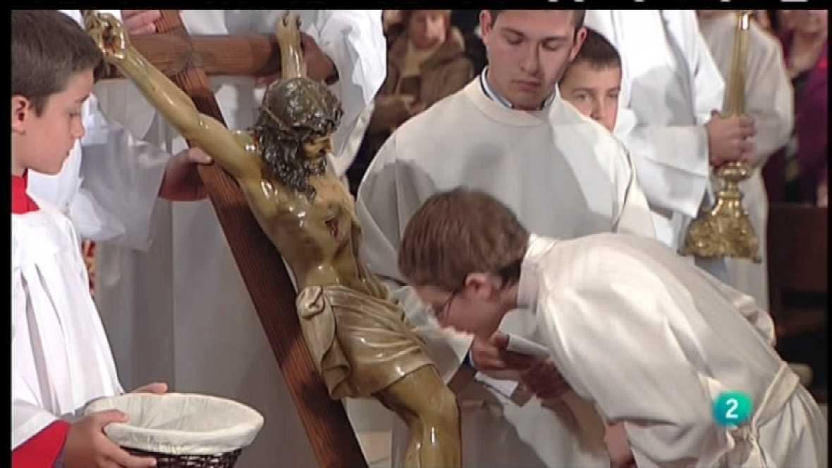 Triduo Pascual y Santos Oficios - 06/04/12 - Ver ahora