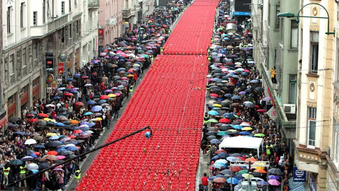 Actos en Sarajevo por el 20 aniversario de la guerra