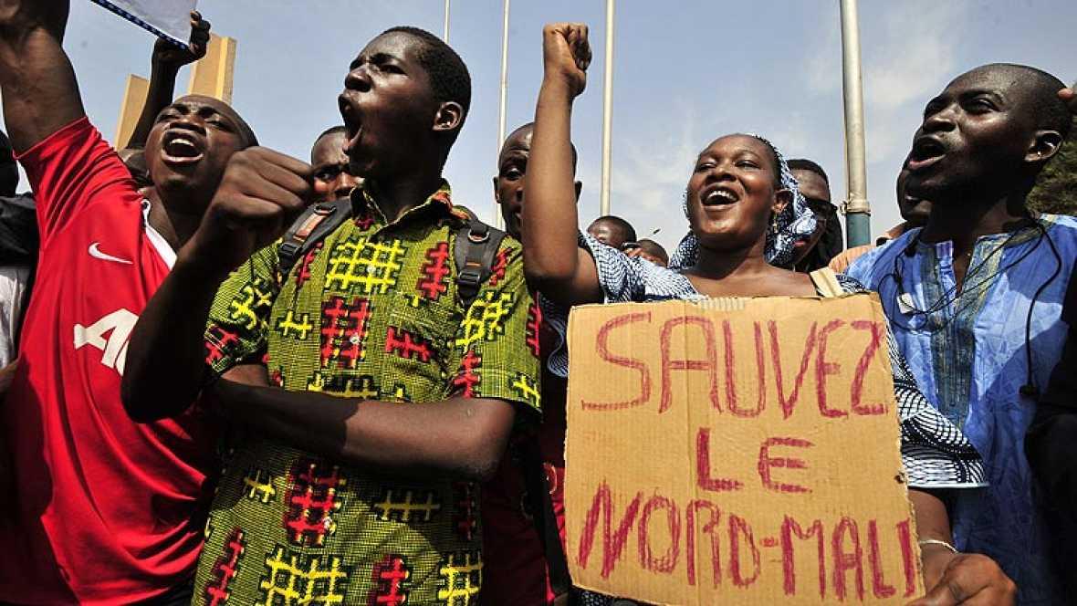 Preacuerdo para poner fin a la crisis política en Mali