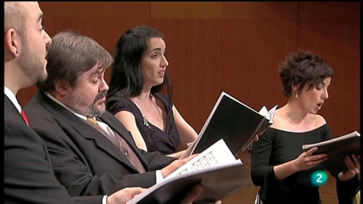 Los conciertos de La 2 - XVI Ciclo de cámara 2012. Teatro Monumental - Ver ahora