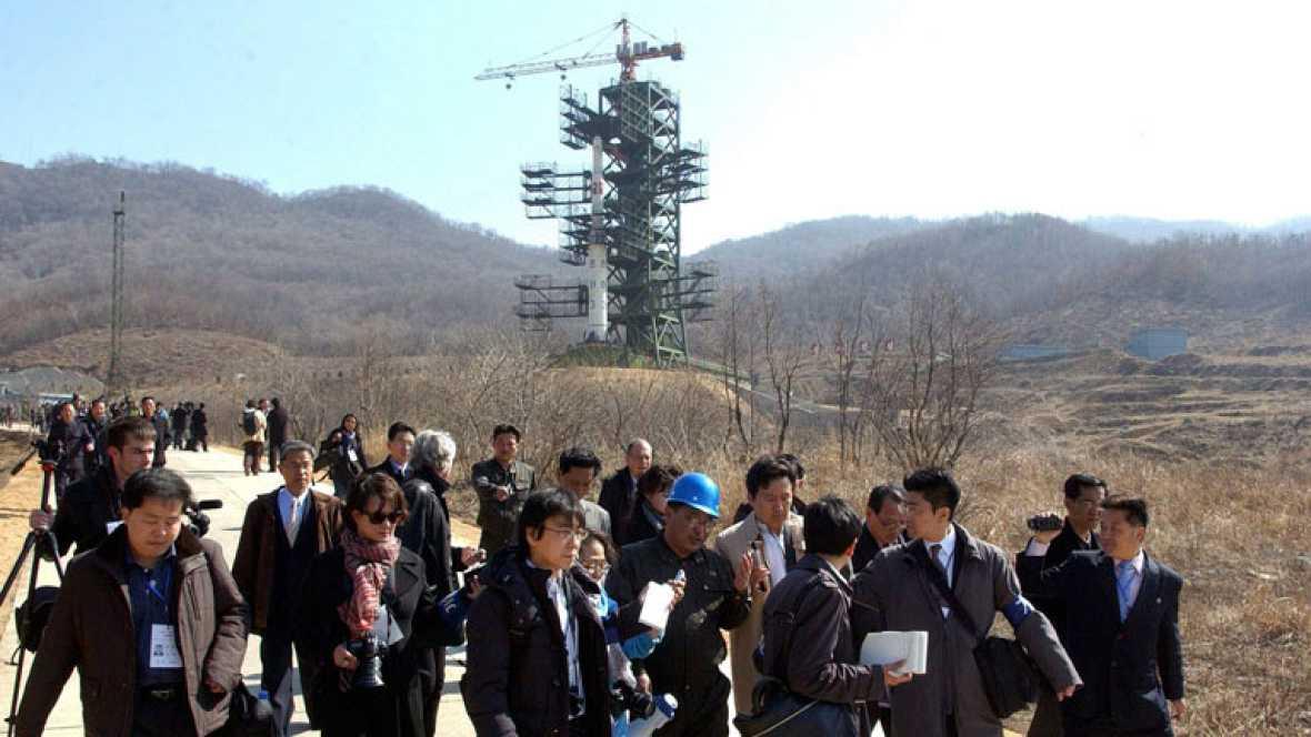 Corea del Norte ultima los preparativos para el lanzamiento de un satélite