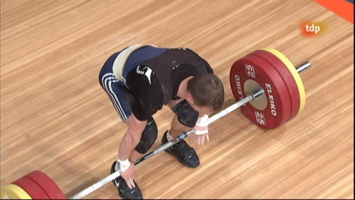 Halterofilia - Campeonato de Europa 56 Kgs. Masculino - ver ahora