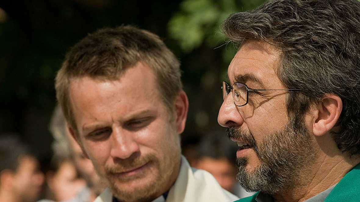 Os ofrecemos en primicia el tráiler de 'Elefante blanco', una película de Pablo Trapero protagonizada por Ricardo Darín