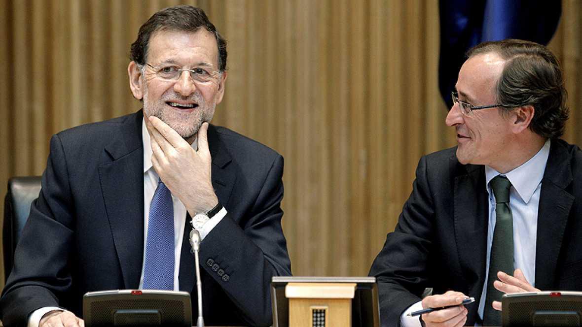 """Rajoy sobre las reformas y recortes: """"Hemos tomado el camino que nos corresponde"""""""