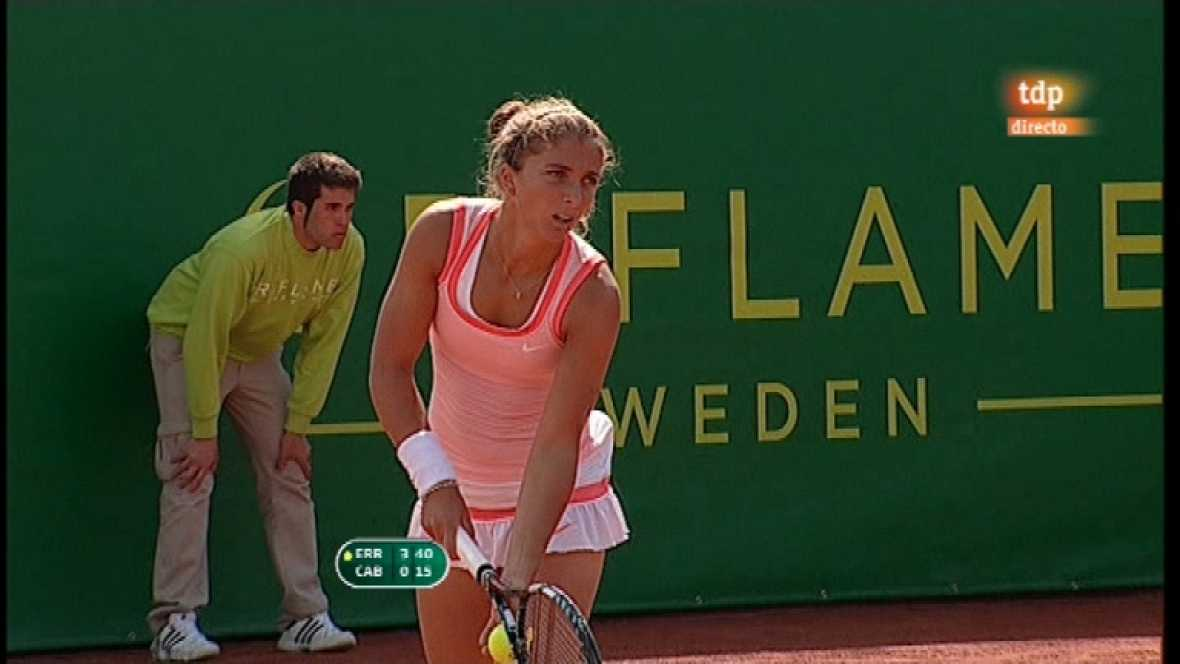 Tenis - WTA Barcelona Ladies Open: Miércoles. 1º partido - 11/04/12 - ver ahora