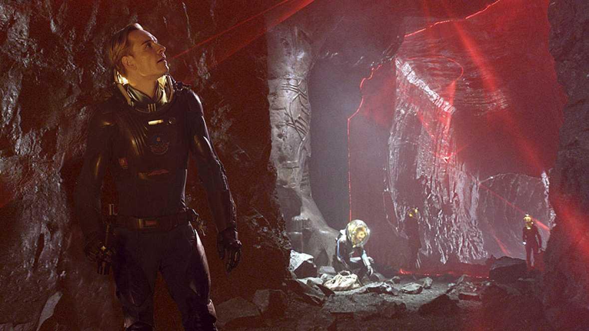"""Ridley Scott vuelve con su nueva película """"Prometheus"""""""