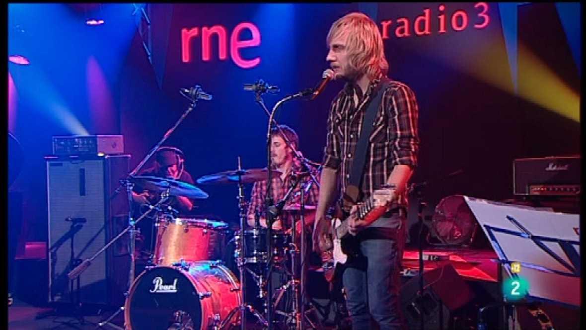 Los conciertos de Radio 3 - Neuman - Ver ahora