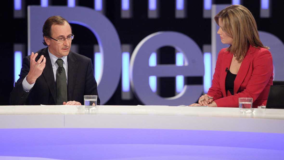 El debate de La 1 - 11/04/12 - Ver ahora