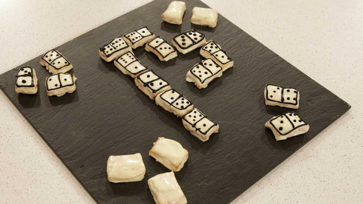 Saber cocinar postre domin de emperador la ma ana for Cocinar emperador