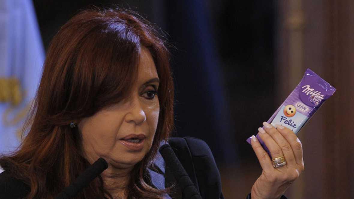 Cristina Fernández mantiene su silencio sobre YPF