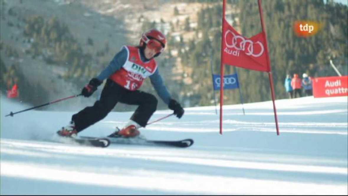 Esquí alpino - Audi Quattro Cup - 5ª prueba - 13/04/12 - ver ahora