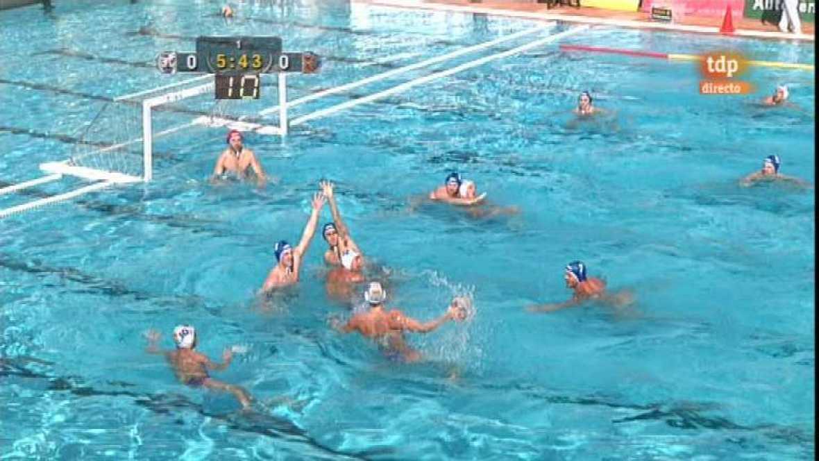 Waterpolo - Liga española: CN Mataró Quadis - CN Sant Andreu - 14/04/12 - ver ahora