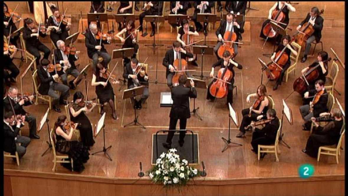 Los conciertos de La 2 - Concierto XII del Ciclo Jóvenes músicos nº 1 (2ª parte) - ver ahora