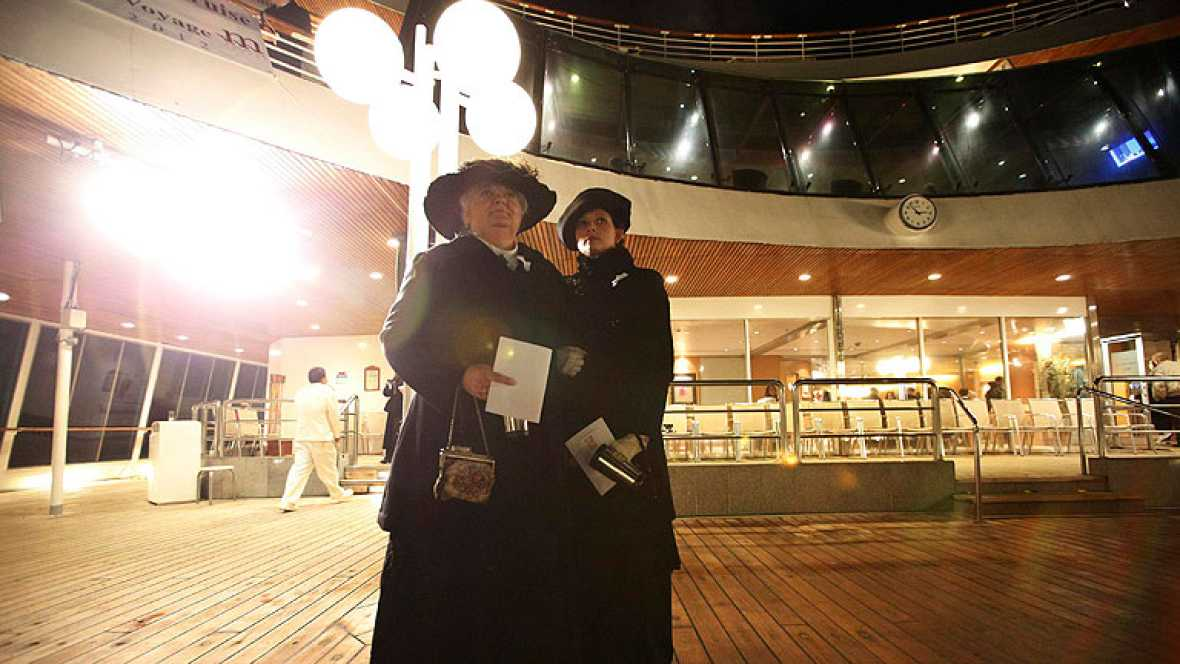 La tragedia del Titanic sigue viva