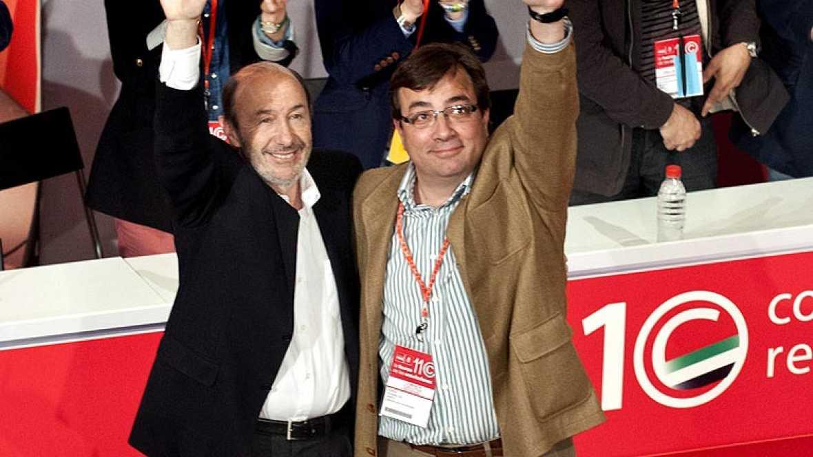 Rubalcaba acusa al PP de romper el consenso institucional, social y político
