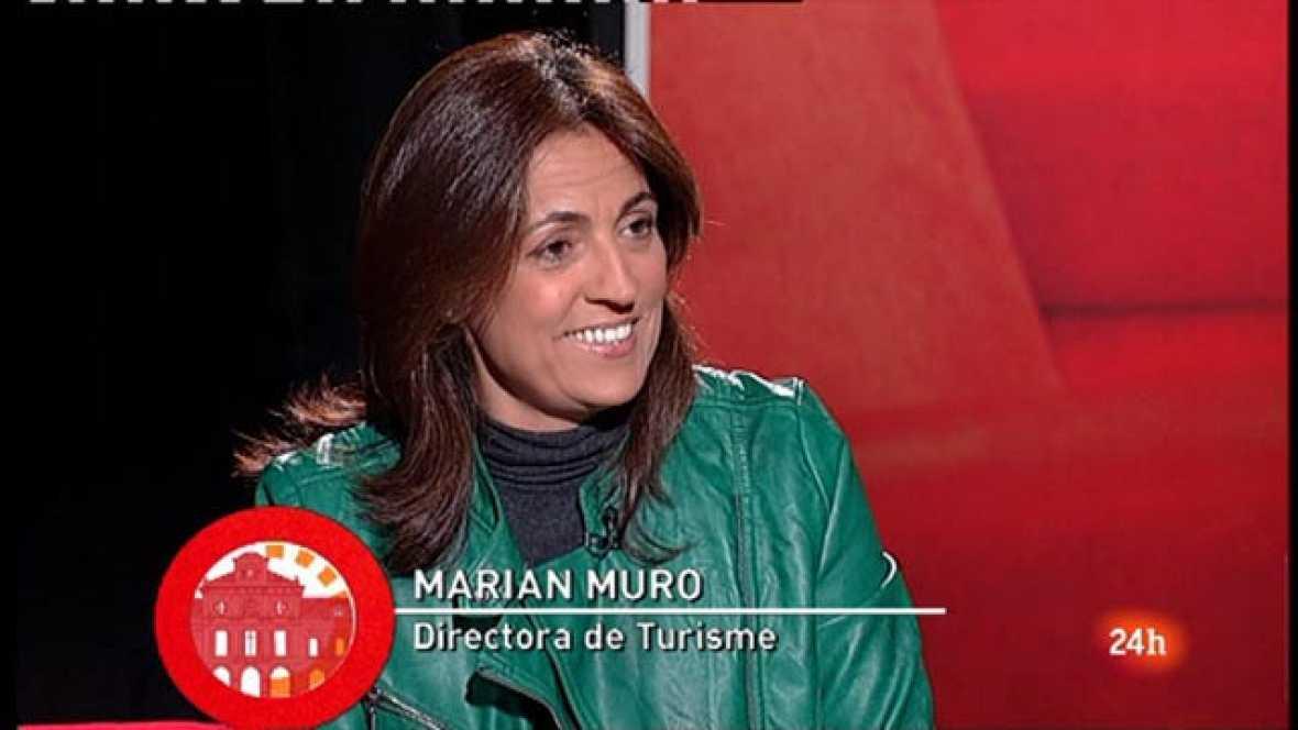 Aquí parlem - Marian Muro