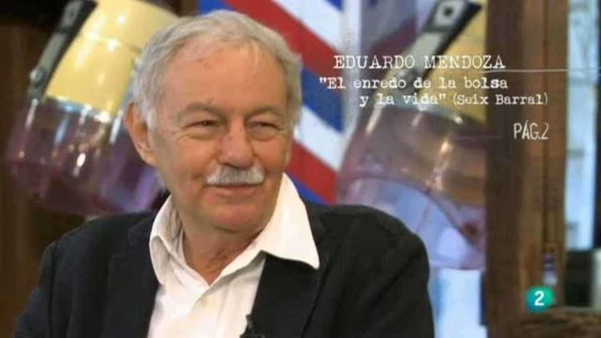Página 2 - Entrevista: Eduardo Mendoza