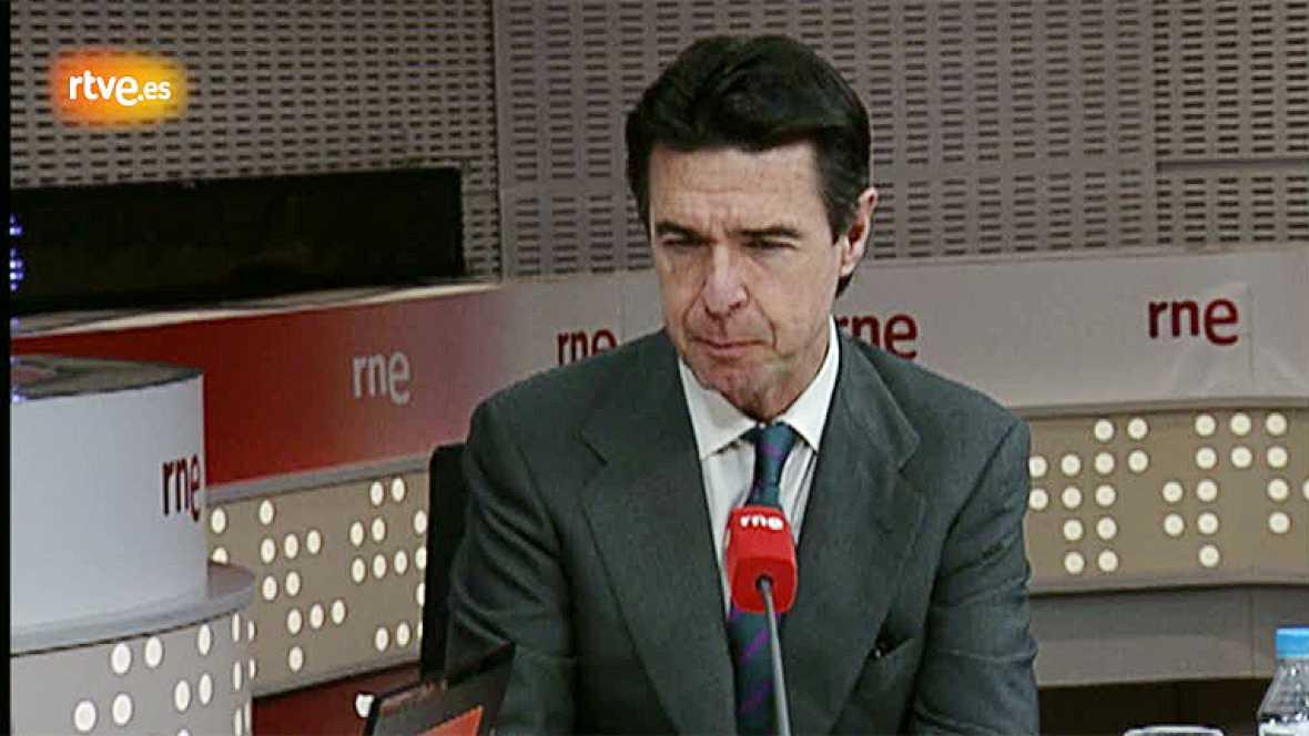 Soria anuncia medidas contra Argentina