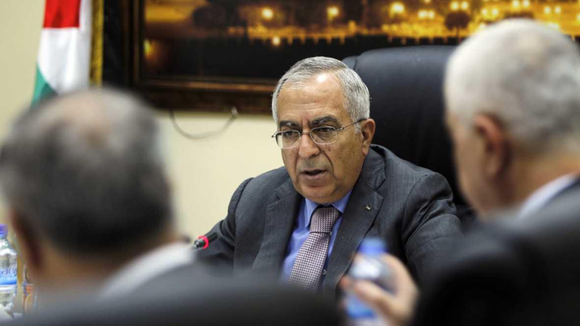 Los palestinos darán un ultimátum a Israel para retomar el proceso de paz
