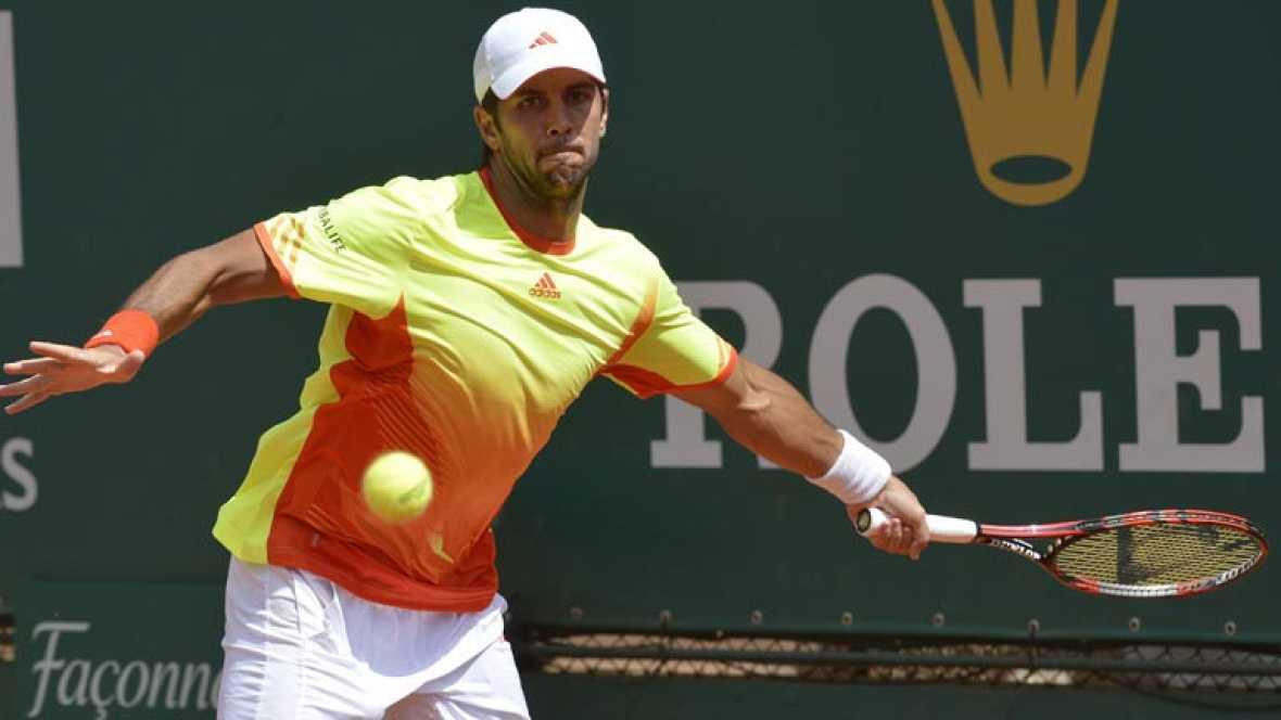 El tenista español, al igual que en su debut contra Rochus, tuvo que remontar un set en contra en su partido contra el croata Ivan Dodig.