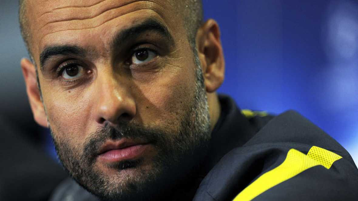 """Guardiola: """"El Chelsea no juega para vengarse"""""""