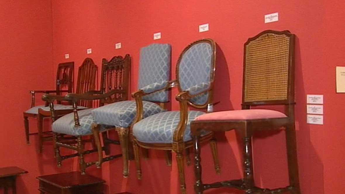 Subasta de muebles y objetos de un hotel hist rico el alfonso xiii de sevilla - Muebles infantiles sevilla ...