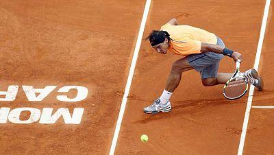 El tenista español Rafa Nadal ha superado su primer escollo en el  torneo de Montecarlo, tercer Master Series de la temporada, y se ha metido en la tercera ronda tras derrotar sin excesivos problemas al  finlandés Jarkko Nieminen por 6-4, 6-3, en cer