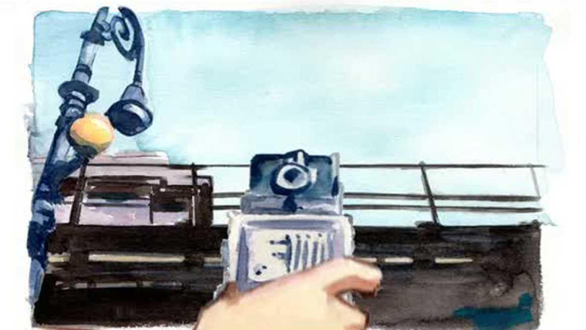 Dirigido por Pilar Mielgo Sánchez. Realizado por los alumnos de 4º de Dibujo de la Facultad de Bellas Artes de Salamanca con un total de más de 800 dibujos en acuarela luego digitalizados y montados.