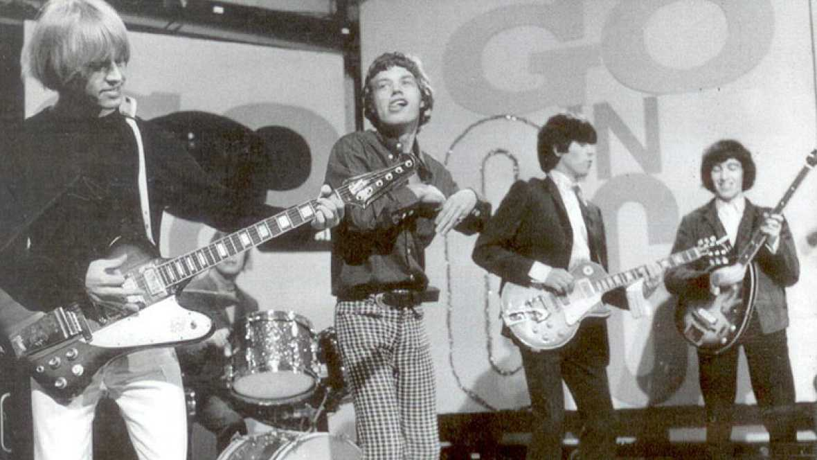 Días de cine: Los Rolling Stones cumplen 50 años