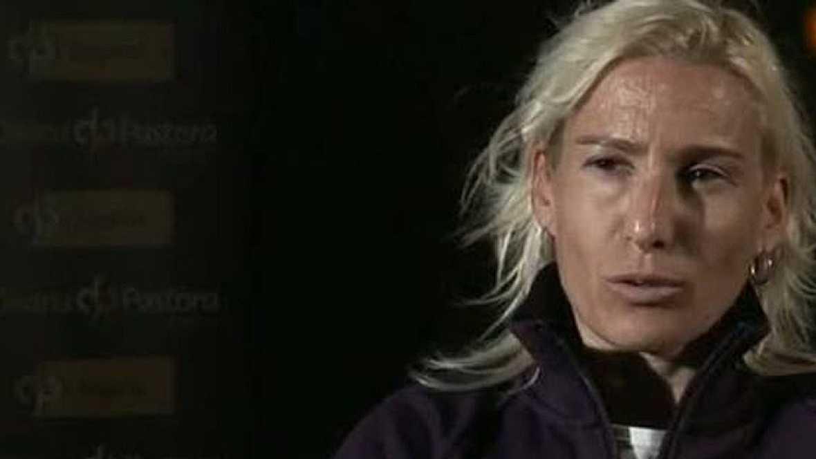 Después de muchos meses de inactividad, Marta Domínguez se ha propuesto volver a lo grande en los Juegos Olímpicos de Londres 2012.