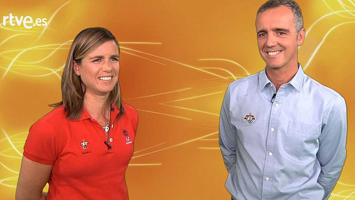 El test olímpico: vela, con Marina Alabau y Santiago López