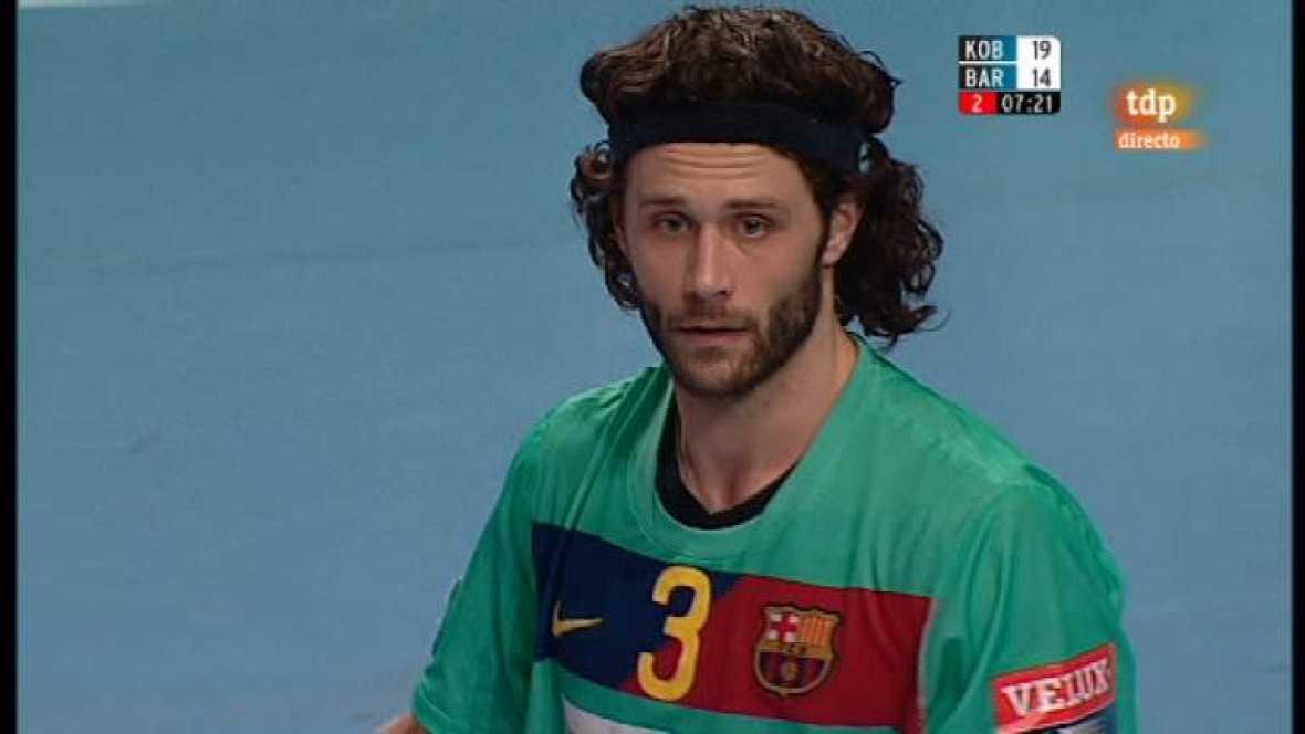 Balonmano - Liga de Campeones: AG Kobenhavn-FC Barcelona - 20/04/12 - Ver ahora