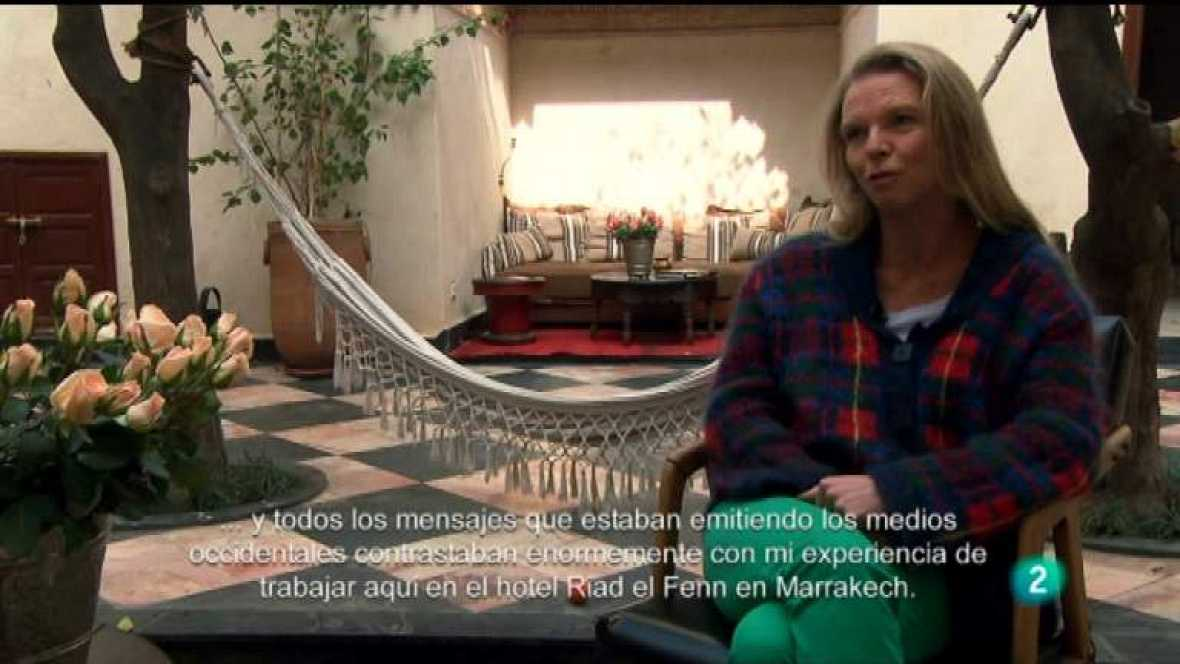 Metrópolis - Bienal de Marrakech (I) - Ver ahora