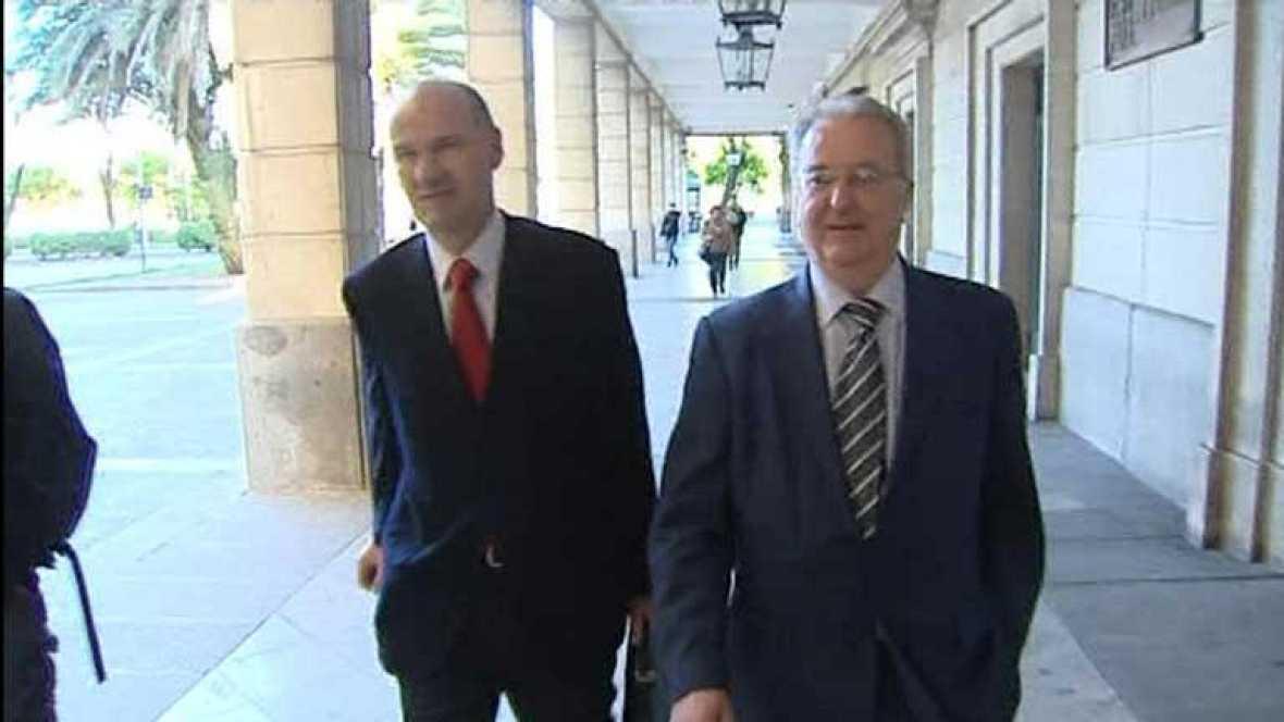 Continúa declarando el ex-consejero de empleo de la Junta de Andalucía