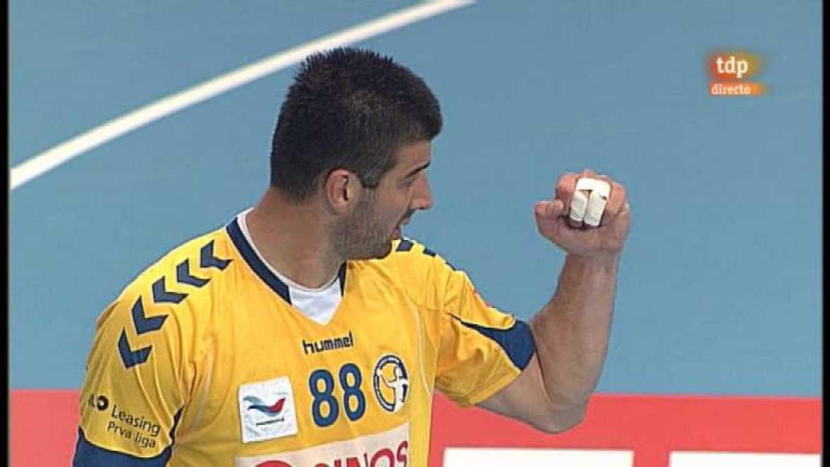 Balonmano - Liga de Campeones: RK Cimos Koper- BM Atlético Madrid - 21/04/12 - Ver ahora
