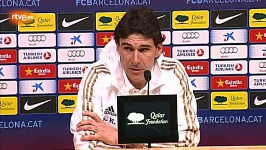 """Karanka: """"Los jugadores han mandado un mensaje al madridismo"""""""