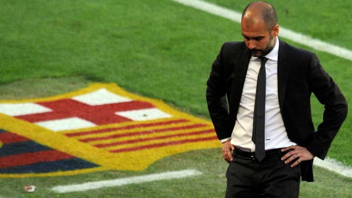El entrenador del FC Barcelona da por perdida la Liga tras caer en el Camp Nou por 1-2 contra el Madrid.