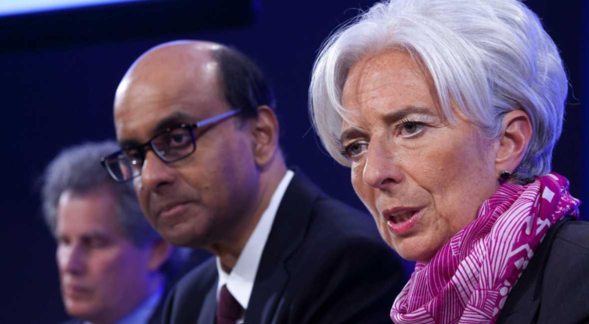 El G-20 se compromete a redoblar el colchón financiero del FMI en abril de 2012