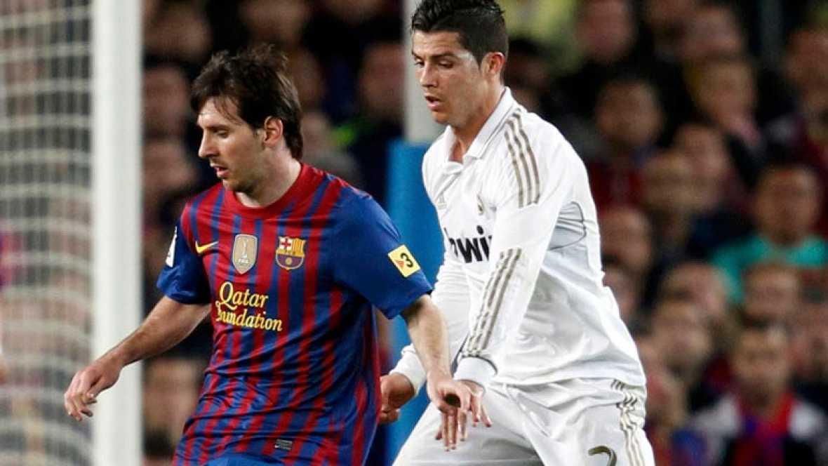 Cristiano sabía que los focos estarían sobre Messi y él. Los dos desde el calentamiento parecían vigilarse de reojo. Pero en el partido fue el luso el que se llevó el gato al agua.