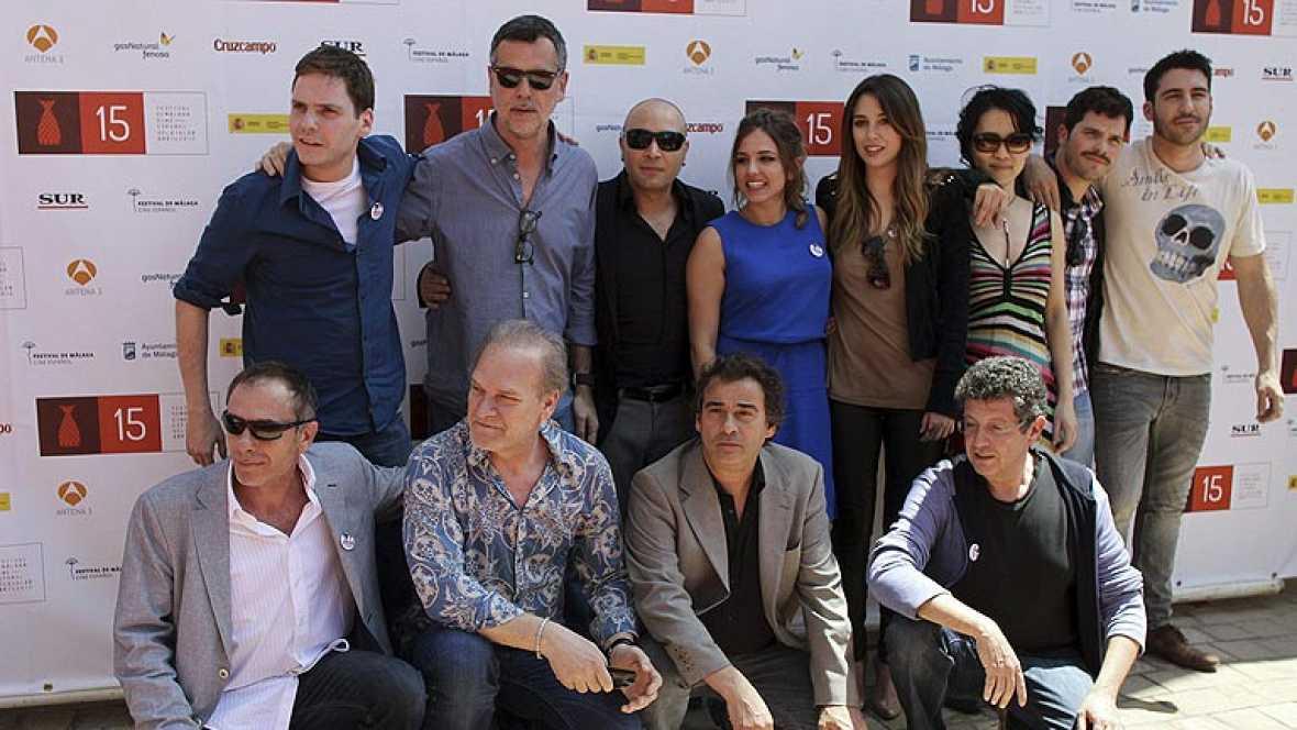 'The Pelayos', en el Festival de Cine de Málaga