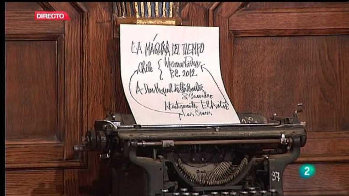 Especial informativo - Entrega del Premio Cervantes 2011- Ver ahora