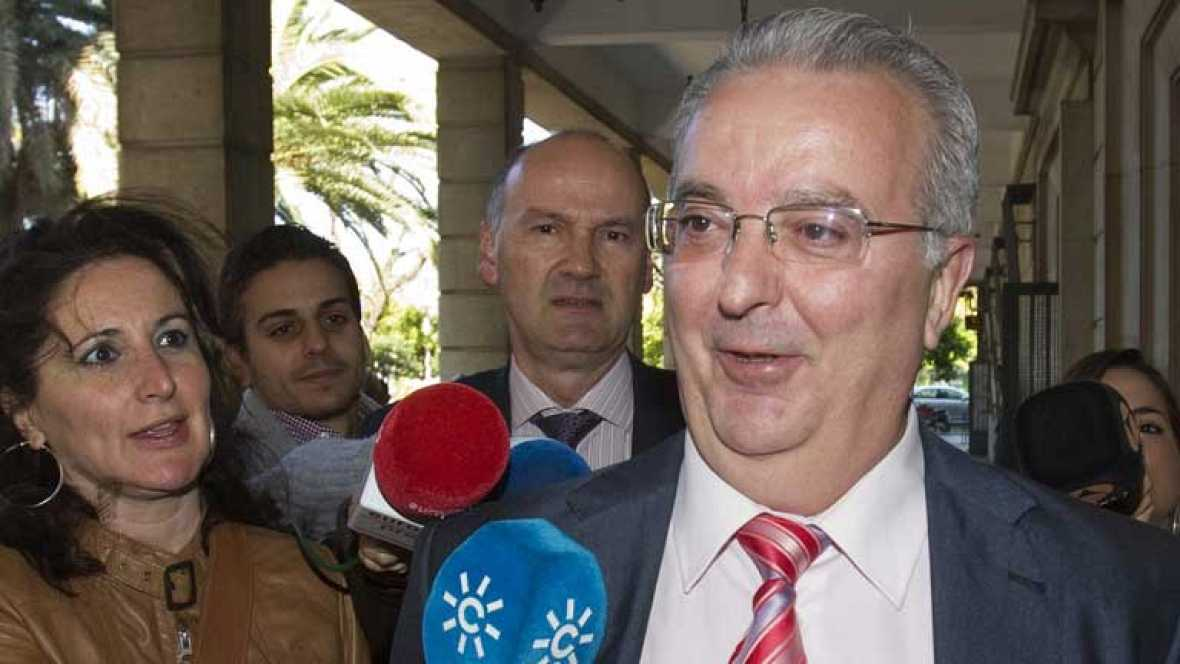 Antonio Fernández continúa declarando por el caso de los ERE irregulares