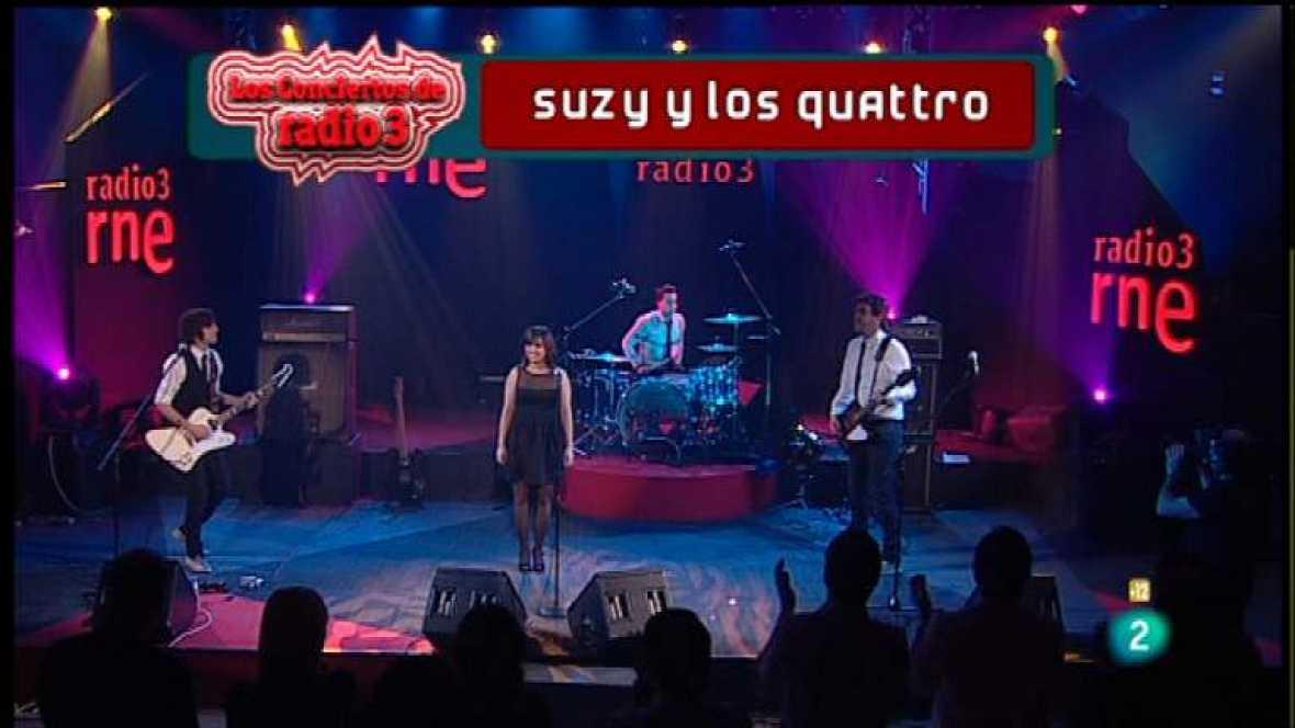 Los conciertos de Radio 3 - Suzy y los Quattro - Ver ahora