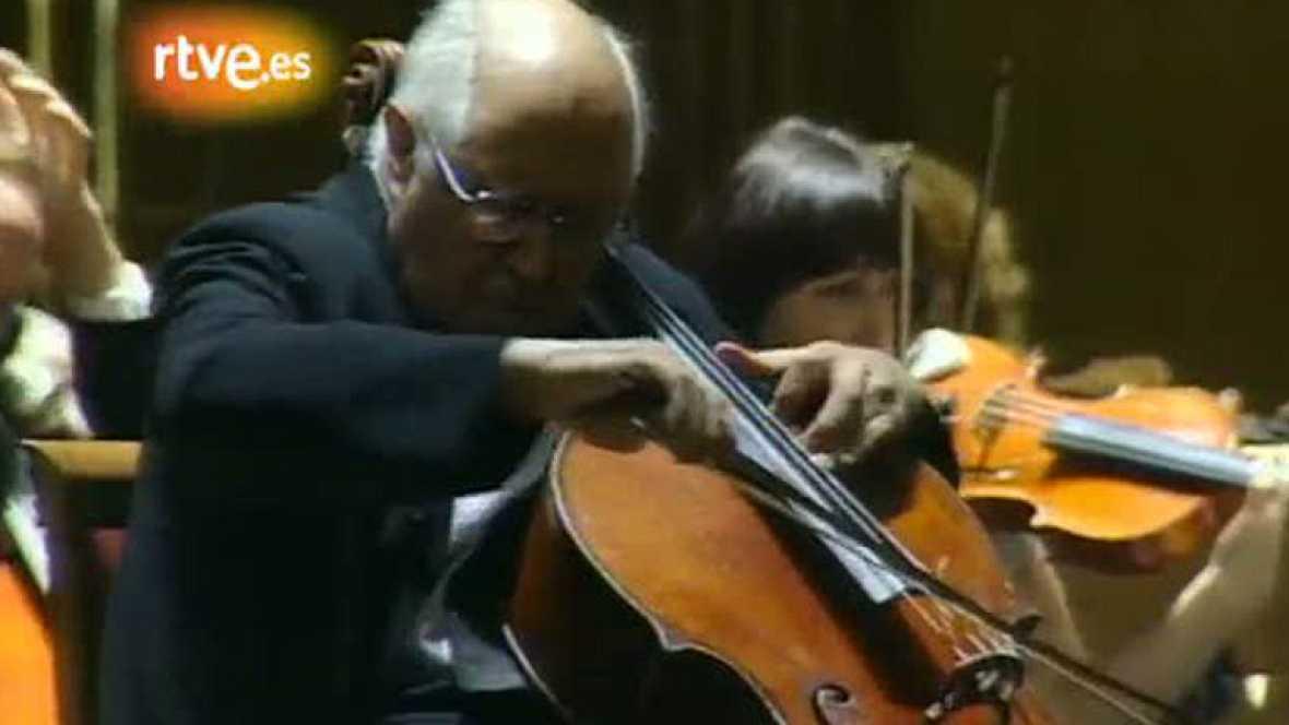 Adiós a Mstislav Rostropovich (2007)