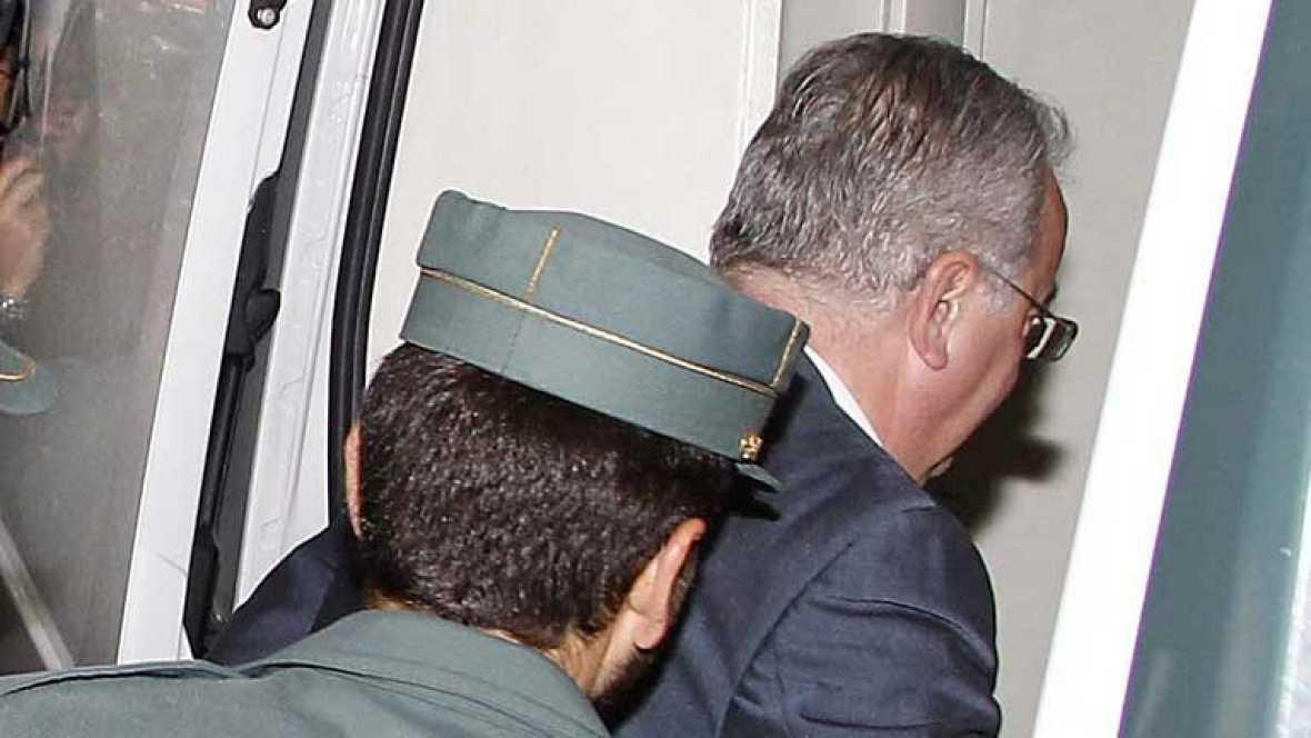 En prisión el ex consejero de Empleo de la Junta de Andalucía, Antonio Fernández